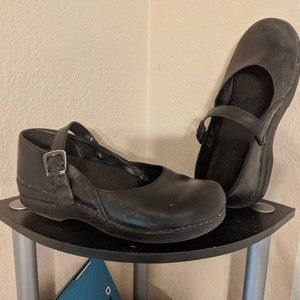 Dansko Mary Jane shoes size 39 / 8.5